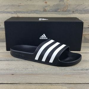 adidas Adilette Aqua Slides Post Swim  Cus…